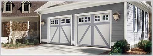 Northgate Garage Doors Wood Paint Grade